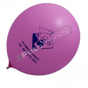 Balony z helem w prywatnych przedszkolach